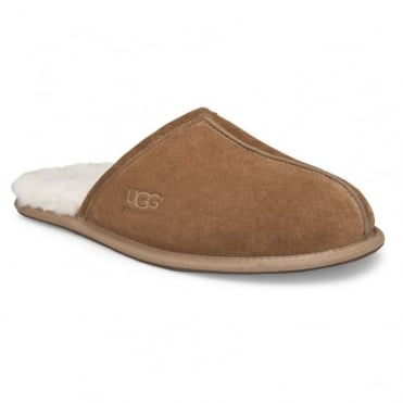 Boxed Scuff Slipper