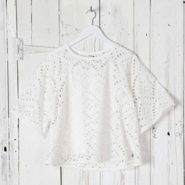 Broderie Bell Tunic