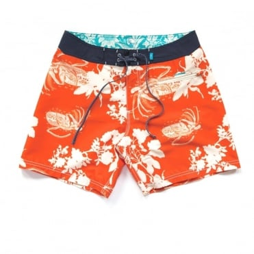 Burgh Block Bee Shorts