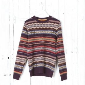 Caistown Fairisle Sweater