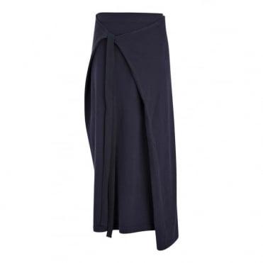 Calico Knit Skirt