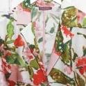 PAZUKI Camellia Duster Coat