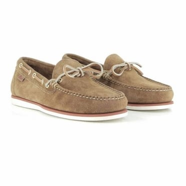 Camp Moc Lite Decker Suede Shoe