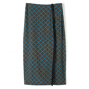 Split Pencil Skirt