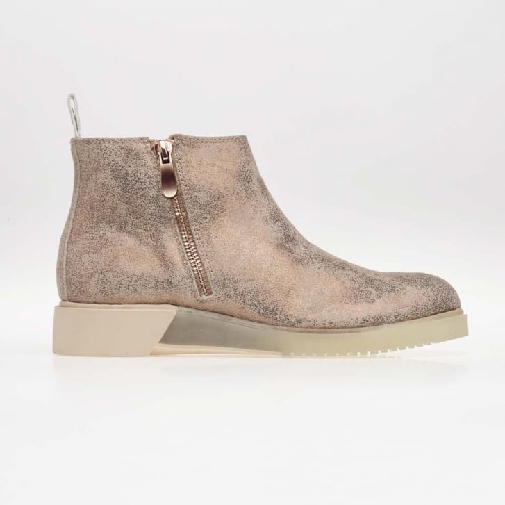 ANTHONY MILES Carnaby Short Boot