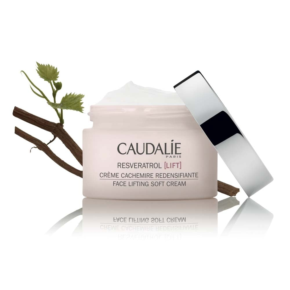 caudalie resveratrol lift face lifting soft cream woman from collen clare uk. Black Bedroom Furniture Sets. Home Design Ideas