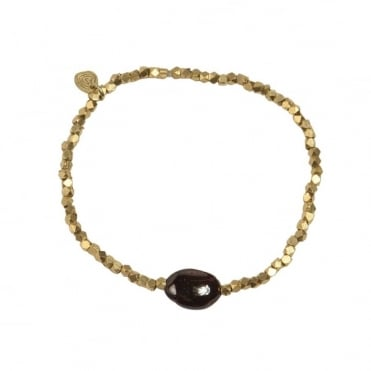 Celebrate Garnet Bracelet