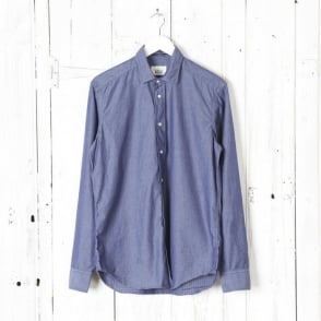 Chambray Shirt - Denim Shirt