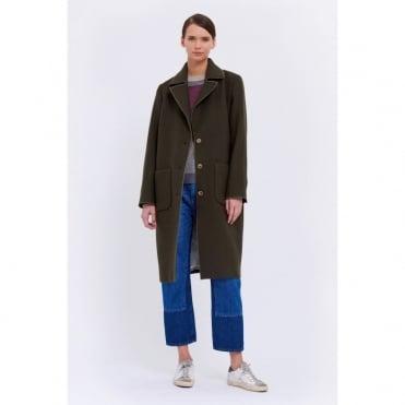 Milan Wool Mix Great Coat