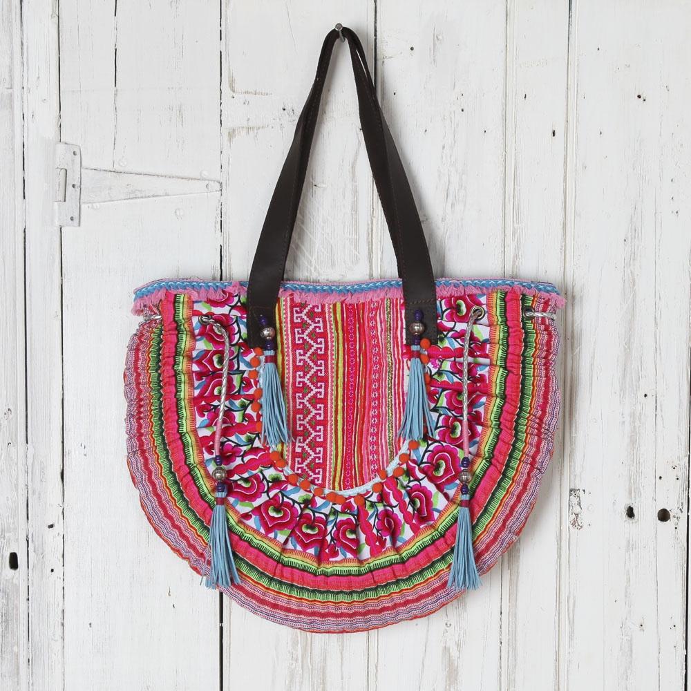 Thai Bag With Beads
