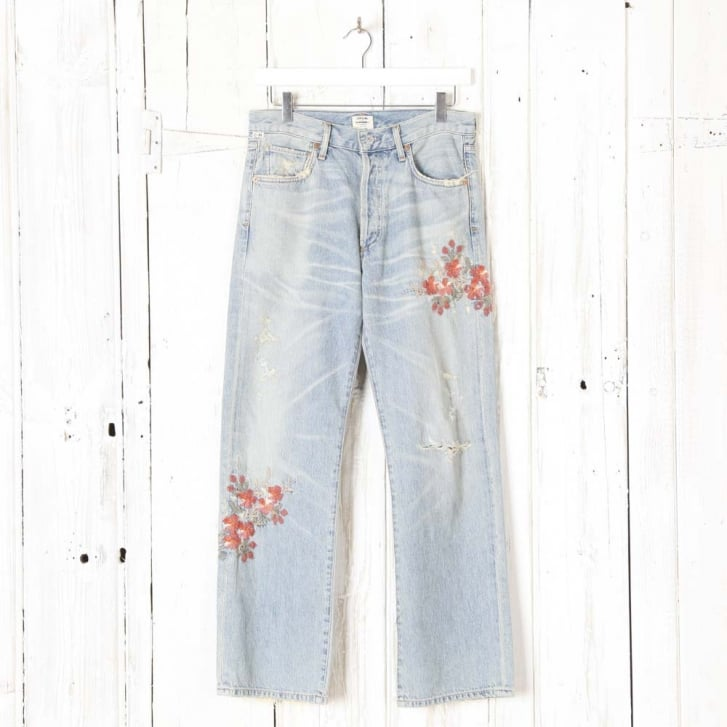 CITIZENS OF HUMANITY Cora Straight High Rise Jean