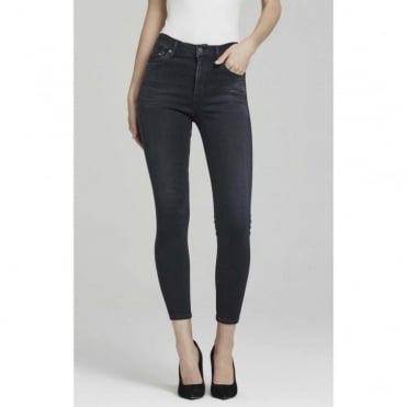 Rocket Crop Highrise Skinny Sculpt