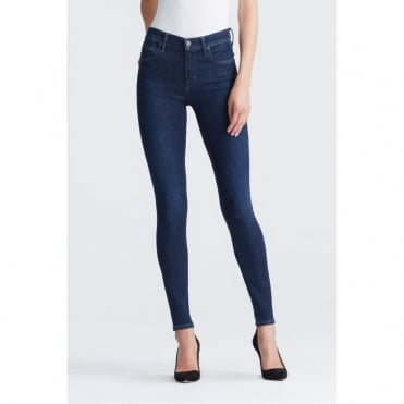 Rocket High Rise Skinny in Empire
