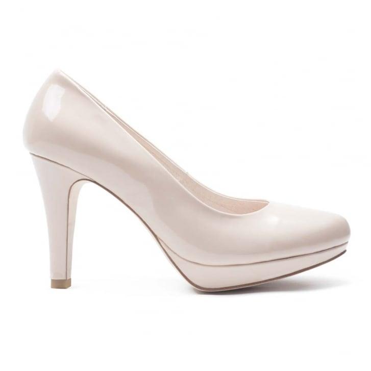 SARGOSSA Classic Nude Heel
