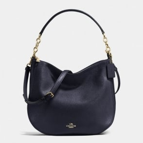 Chelsea 32 Hobo Bag in Light Navy