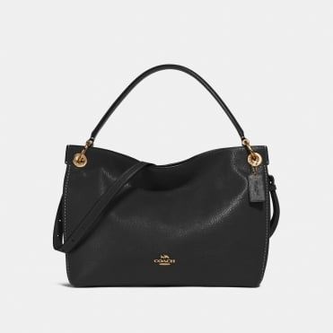 Clarkson Hobo Bag in Black