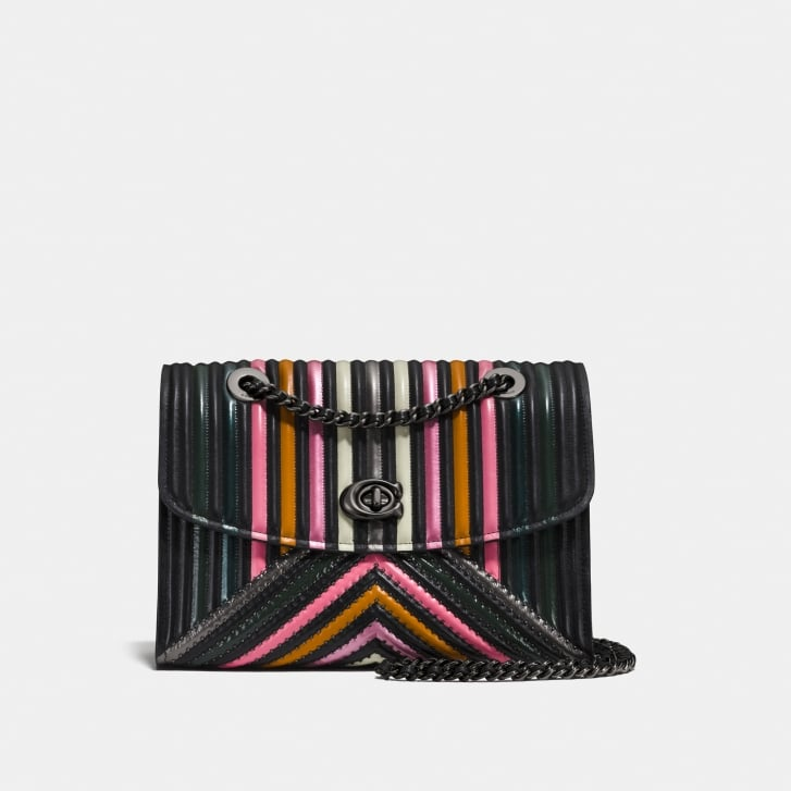 COACH Parker Shoulder Bag in Multi