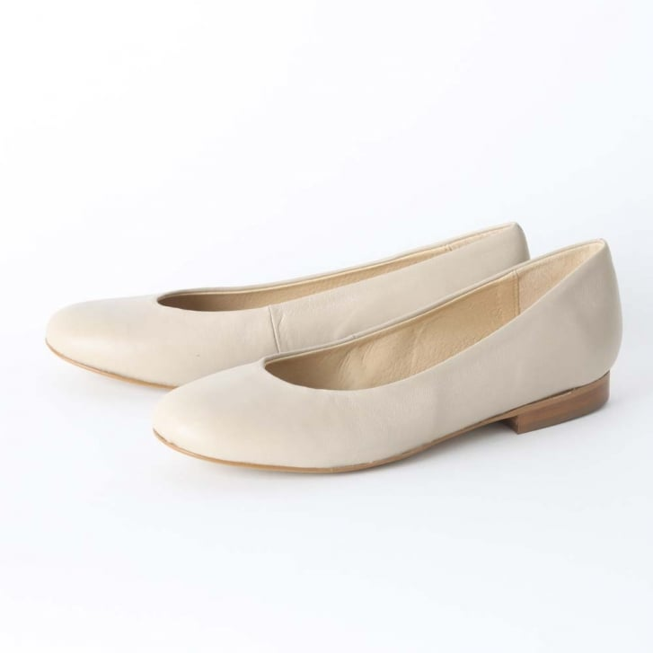 COLLEN & CLARE New Modena Leather Flat