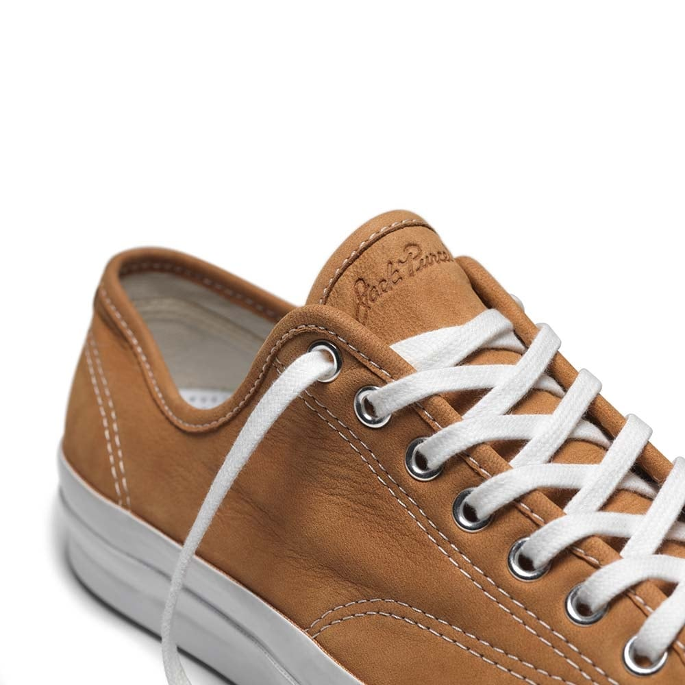 Converse Jack Purcell Signature Buck Leather