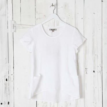 Cool Linen Short Sleeve Top