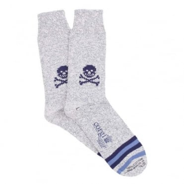Skull And Cross Bones Socks