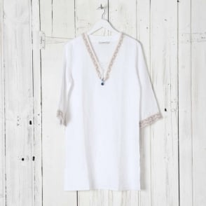 Cory Embroidered Tunic
