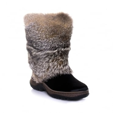 Courcheval Standard Fur Boot
