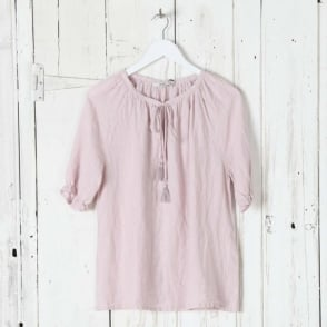 Courtney Peasant Blouse