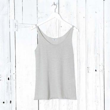 Classic Linen Vest