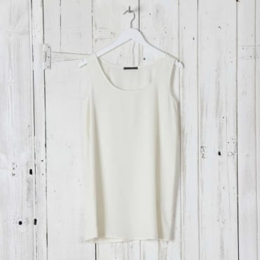 Simple Sleeveless Vest