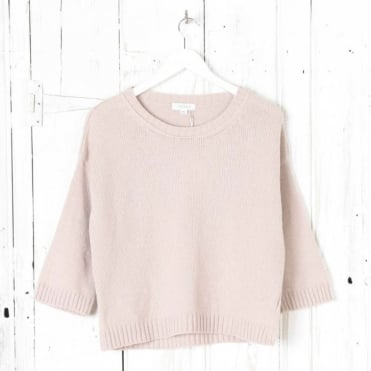 Patterson Round Neck Boxy Jumper