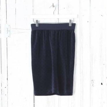 Ava Velvet Skirt
