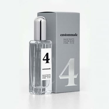 Custommade Eau De Toilette Custom Blend Perfume - Cool Grey