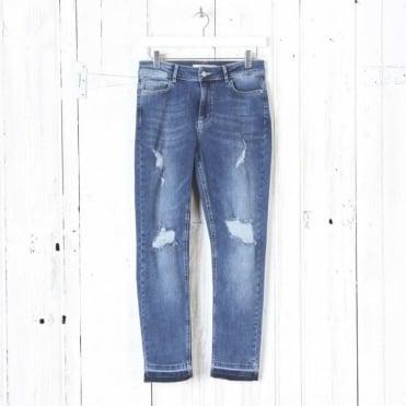 Karli Boyfriend Jeans