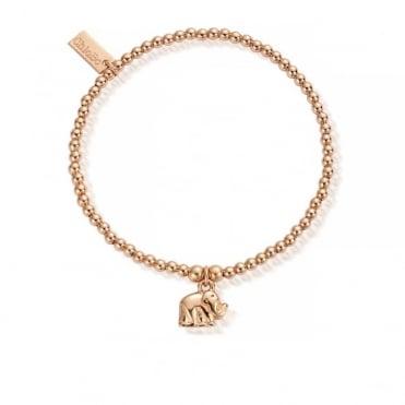 Cute Charm Elephant Bracelet