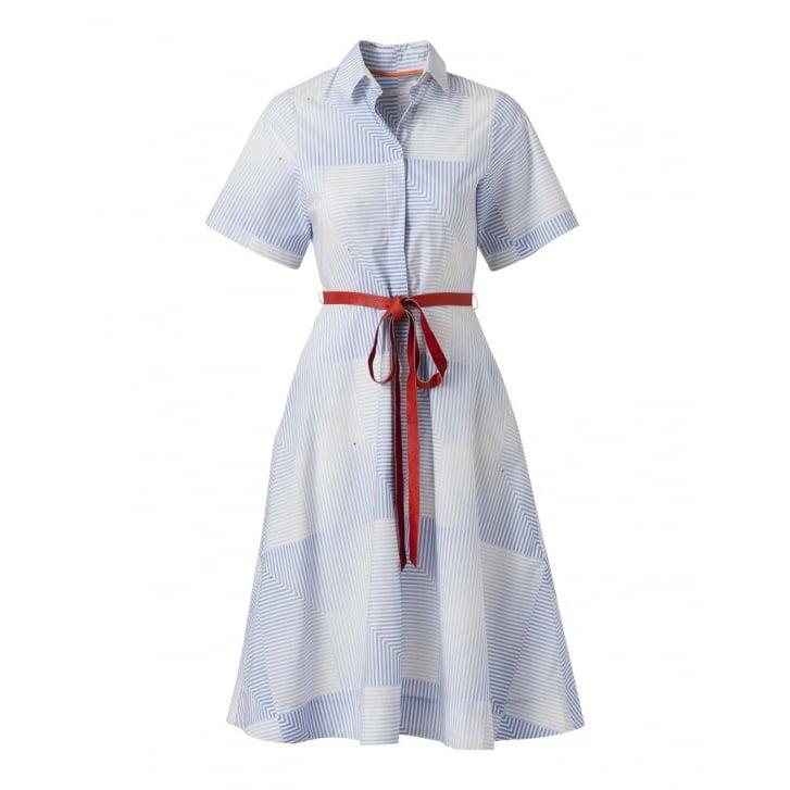 OILILY Danny Stripe Block Dress