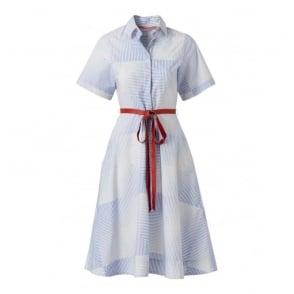 Danny Stripe Block Dress
