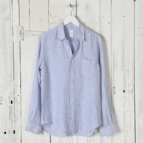 Deck Stripe Long Sleeve Shirt
