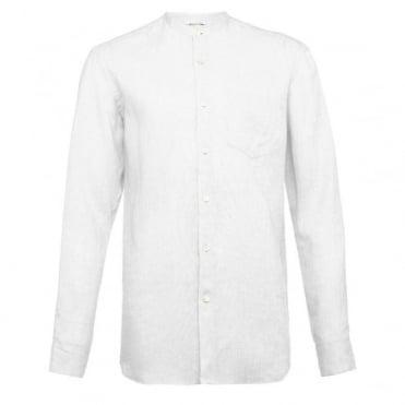 Delave Linen Nehru Shirt