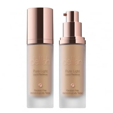 Pure Light Liquid Radiance in Halo