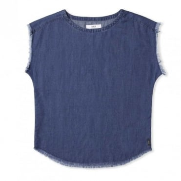 Denim Lorie Top