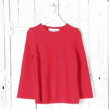 Dot Cotton Sweater