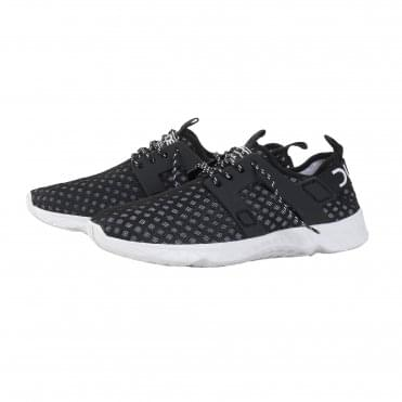 Mistral Mesh Sneaker in Black