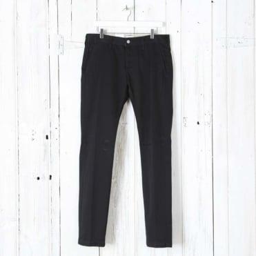 55 Chino Compact Twill Cotton 9oz Trousers