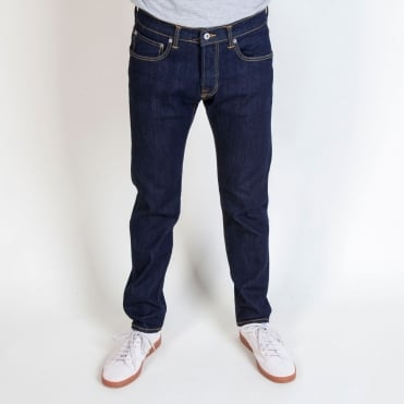 ED-55 CS Red Listed Selvage Denim in 10.5oz Rinsed