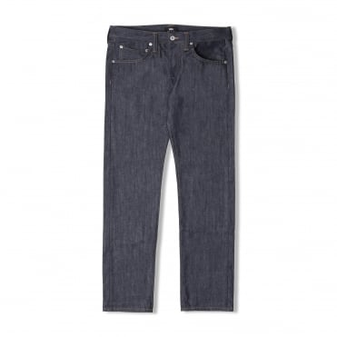 ED-55 Kingston Blue Denim Jean in Mid Coal Wash