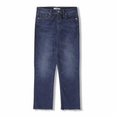 EW-60 Straight Slim Jeans