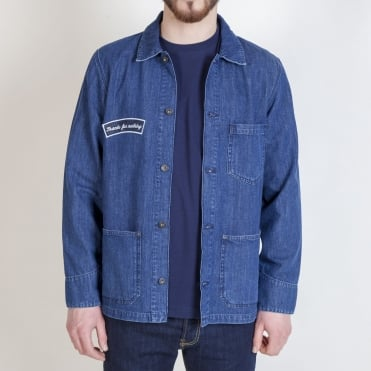 Federal Thanks for Nothing Denim Jacket