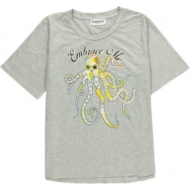 Embrace Me Octopus T-Shirt
