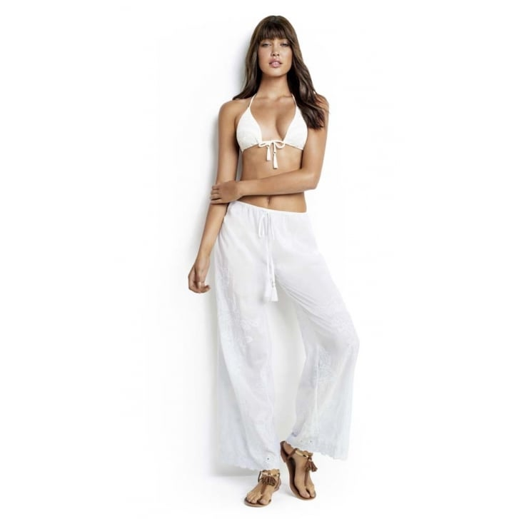 SEAFOLLY Embroidered Pant